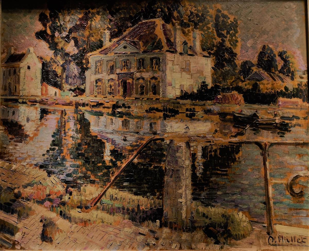 Hallet Andre(1890-1959)