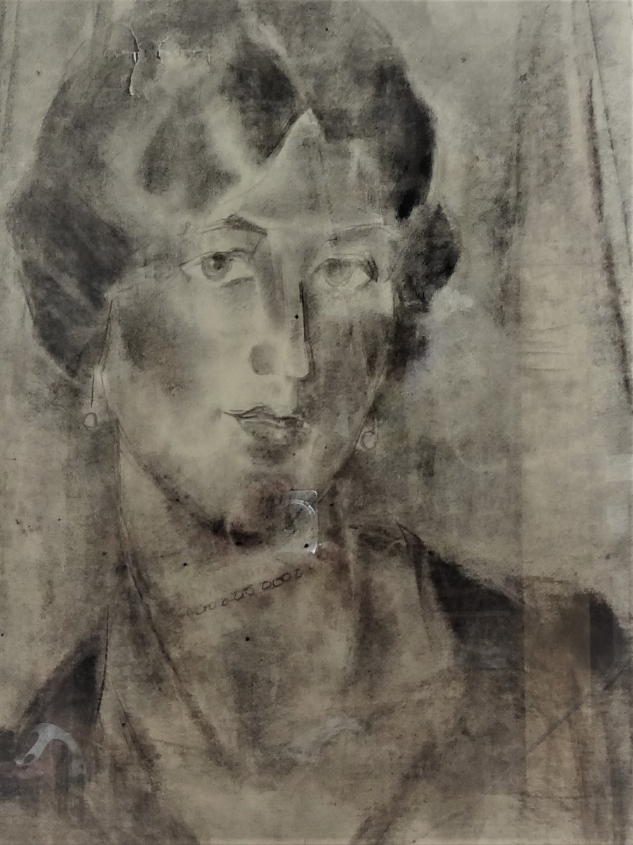 Charcoal Unsigned