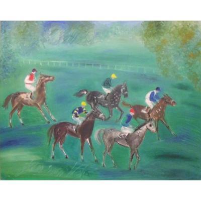 Van Wel Jean (1906-1990) - Oil On Canvas - Belgian School