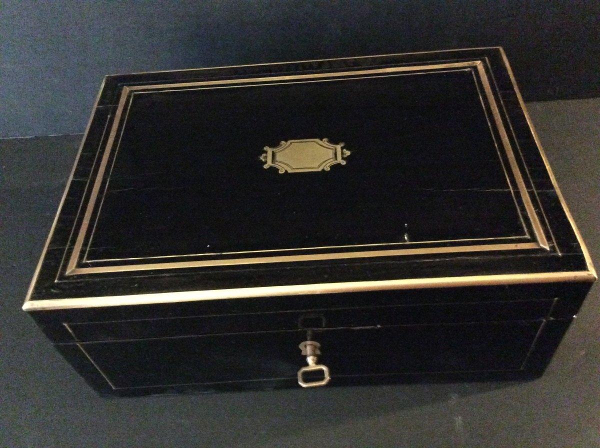 Boîte à Couture  Napoleon  III Complete