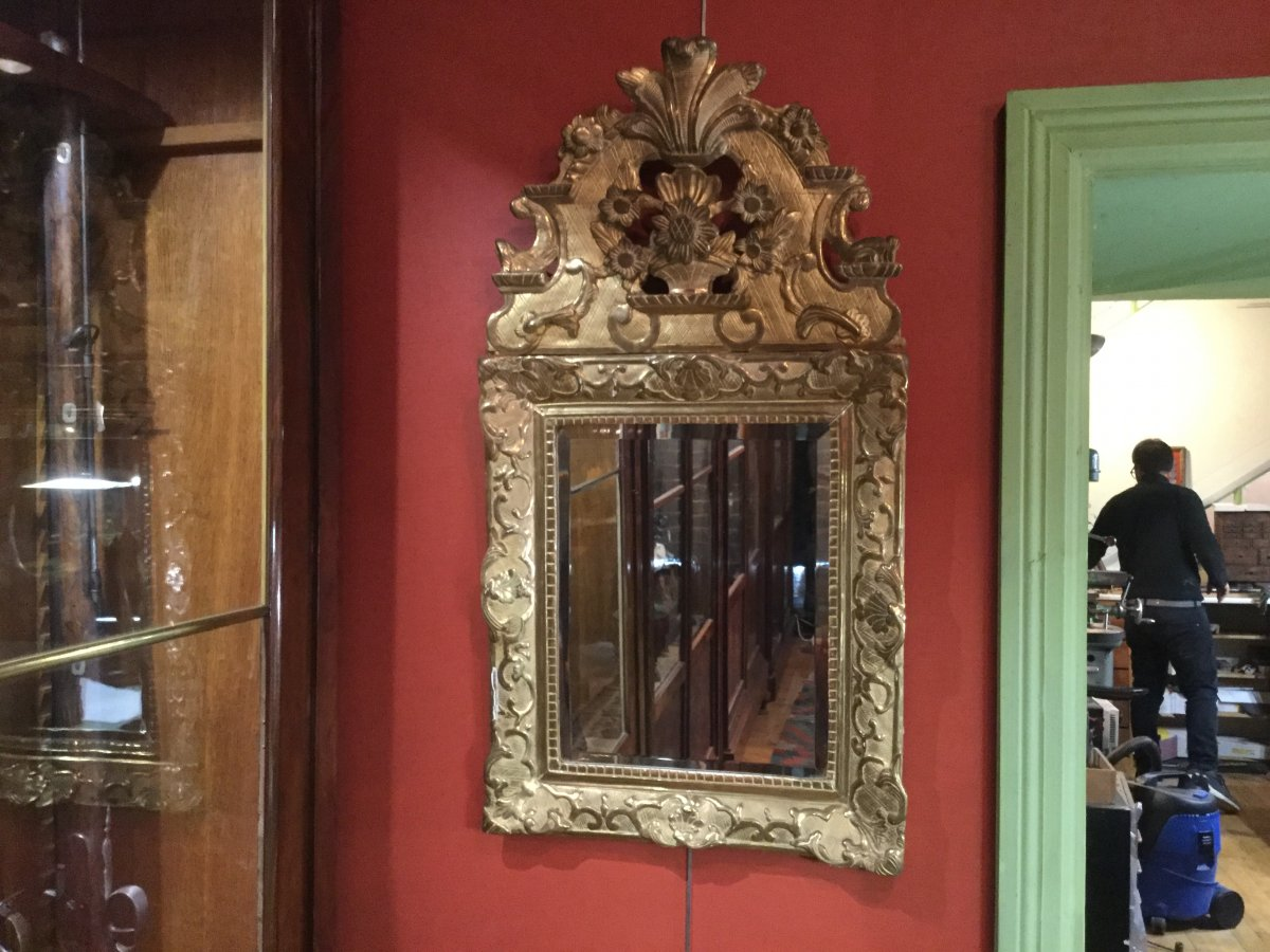 Miroir Régence XVIIIe