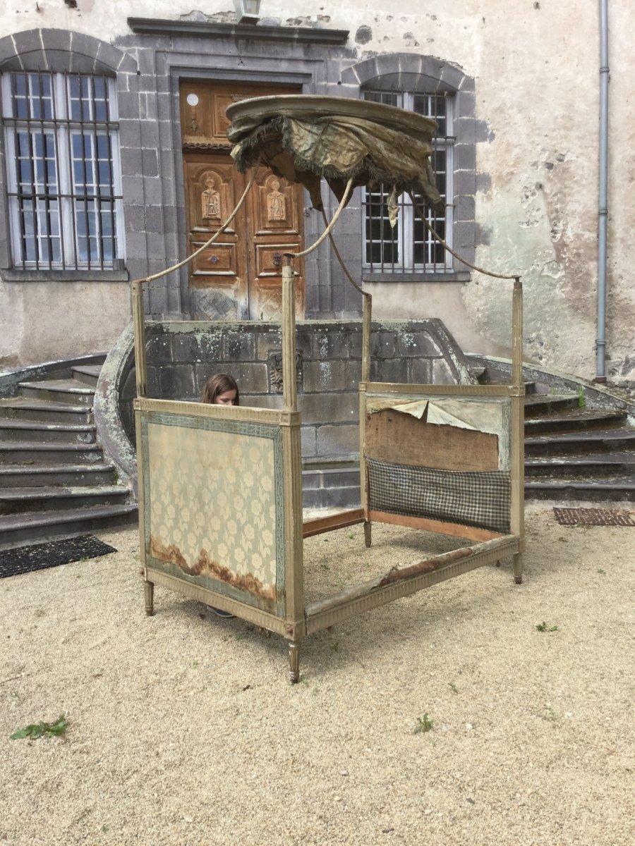 Lit à La Polonaise époque Louis XVI