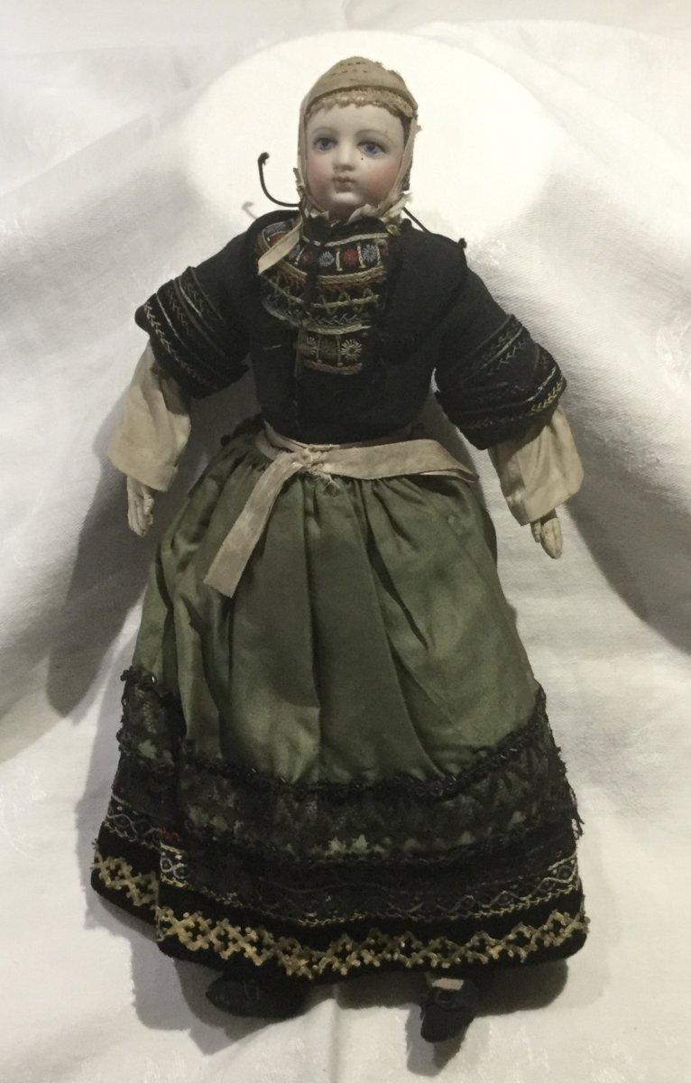 Fernand Gaultier Paris Fashion Doll