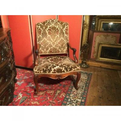 18th Century Regency Armchair