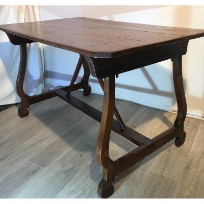 Table Espagnole XVIII