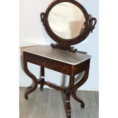 Table De Toilette/secrétaire XIX éme