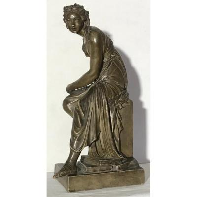 Sculpture Flore Louis Claude Vassé
