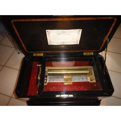Harmoniphone Ducommun Girod