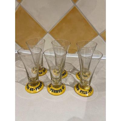Verres à Pernod
