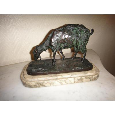 """Bronze Animalier de """" MENE"""""""