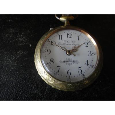 Montre Watch Compagnie Début XX Siècle