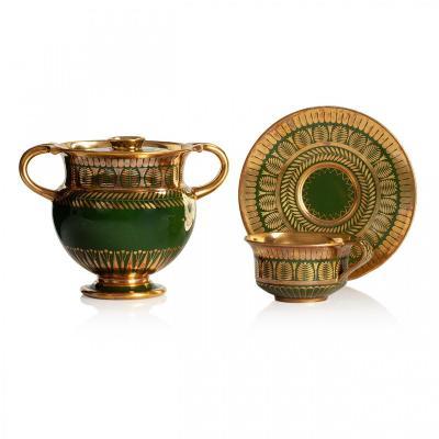 Part Of A Sèvres Porcelain Imperial Service