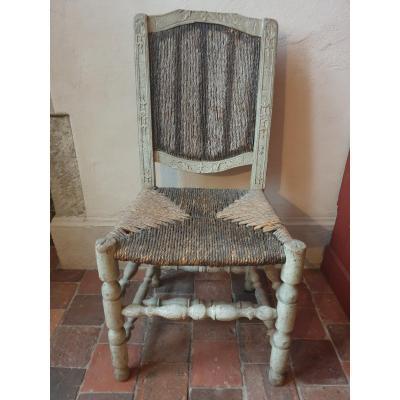 Chaise Provençale Début XVIIIème