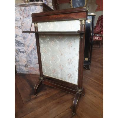 Directoire Period Fireplace Screen