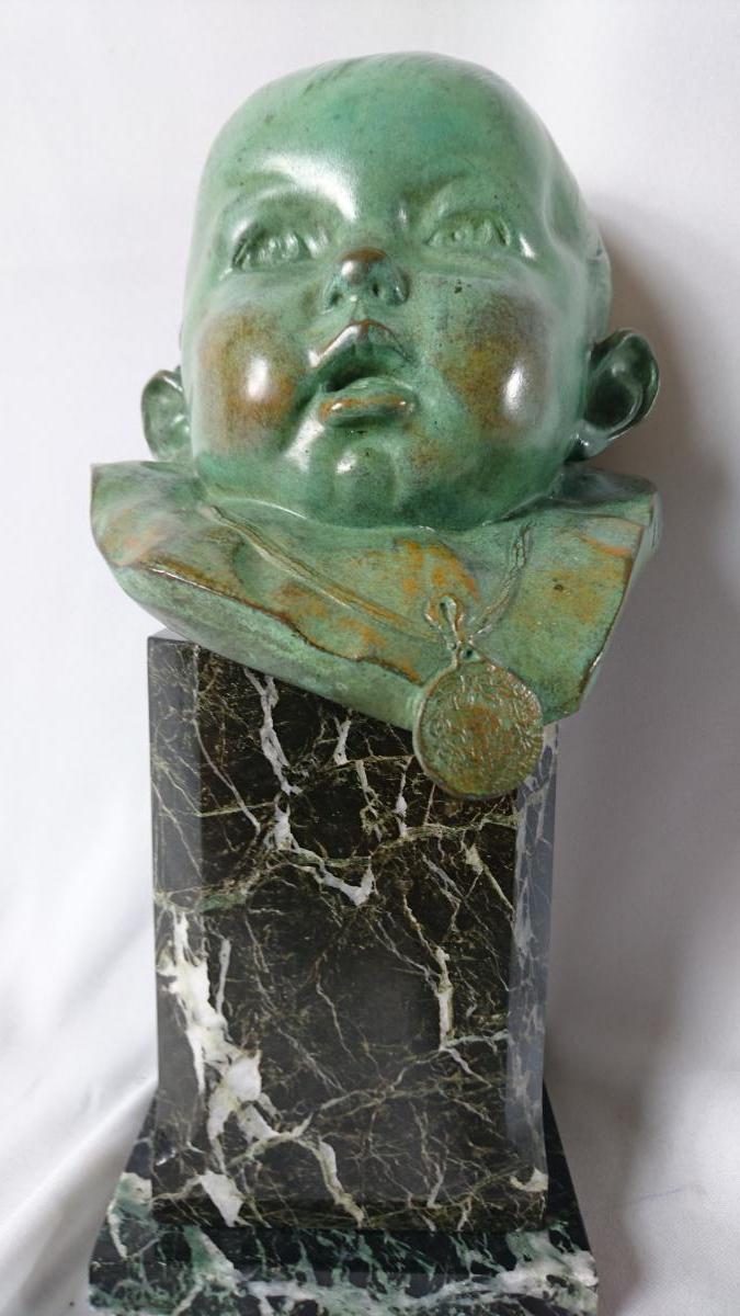 Bronze Signé L.loyer.
