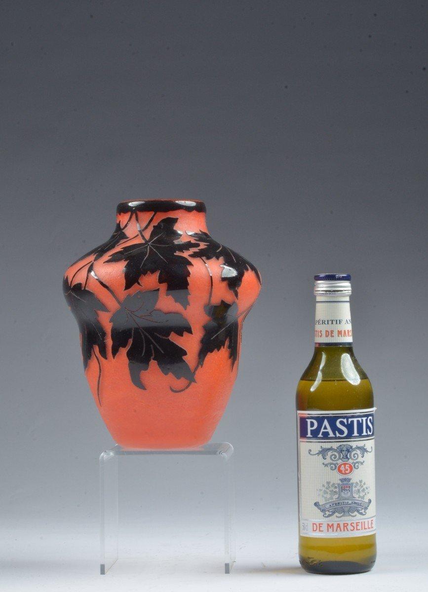 Vase Art Deco. Degue David Guérin-photo-2