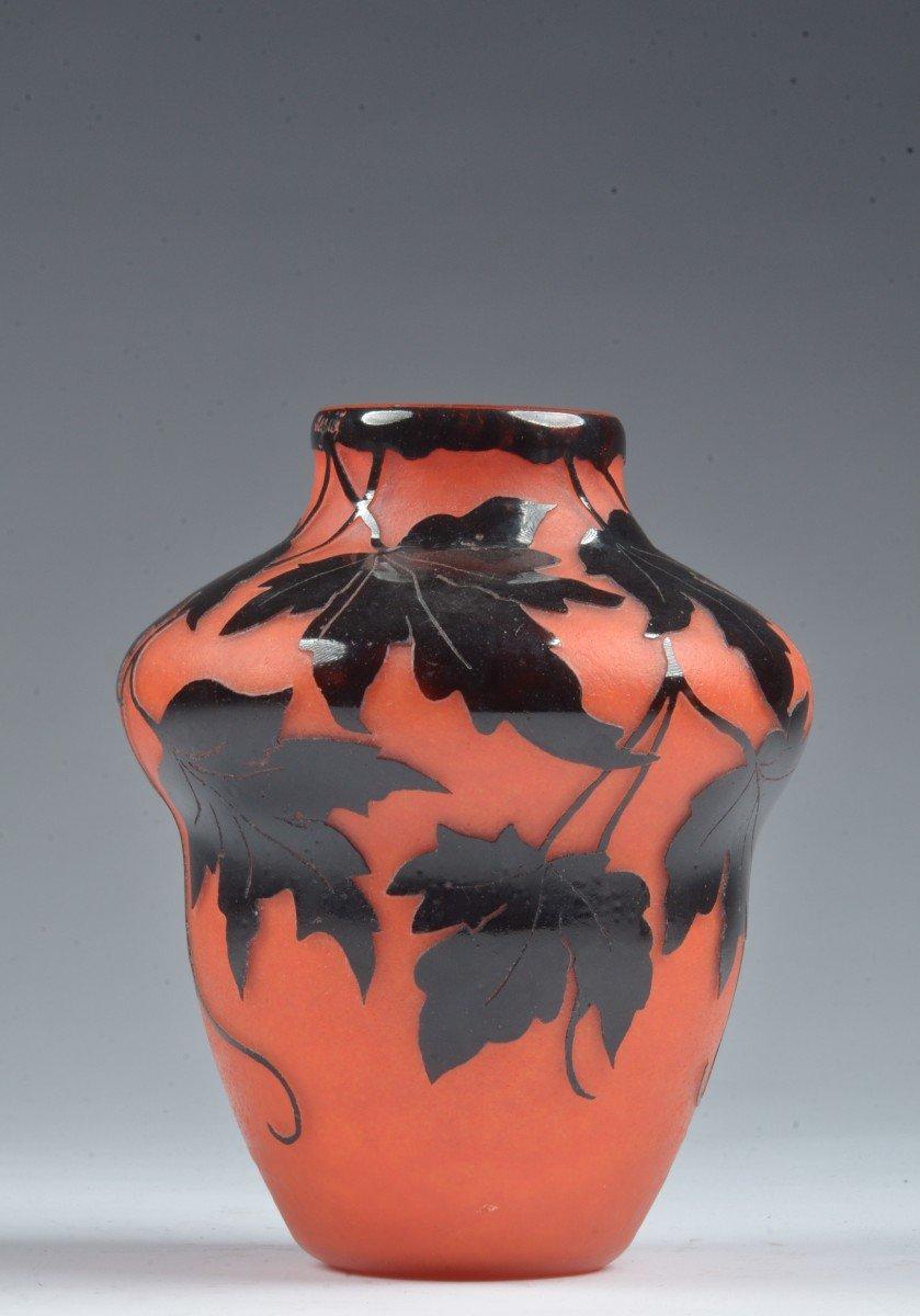 Vase Art Deco. Degue David Guérin-photo-3