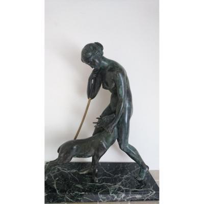 Bronze Par Giraud Riviere