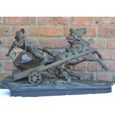 Bronze By Edouard Drouot