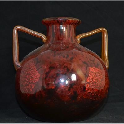 Vase Art Deco Daum