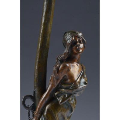 Bronze Villanis l'Otage