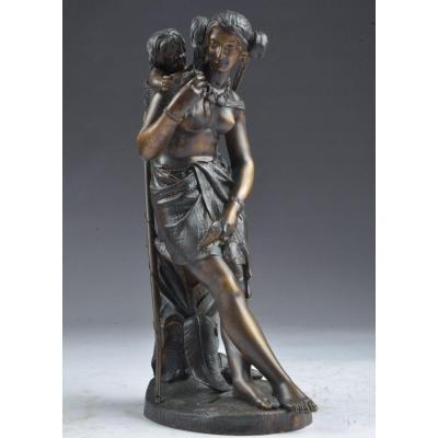 Bronze Par Charles Cumberworth. (1811-1852)