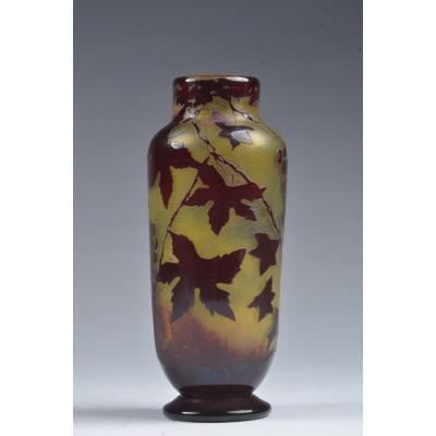 Vase Art Deco Signé Rendor