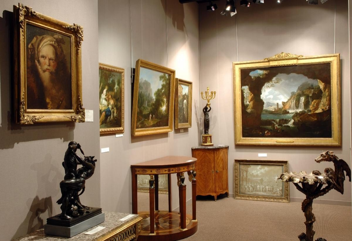 S.Bohm Antiques