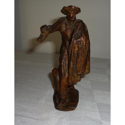 Bronze Dalou