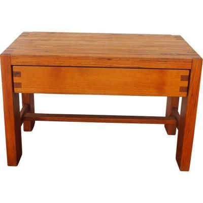 Pierre Chapo Coffee Table