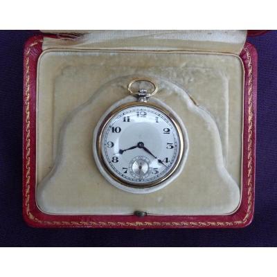 Art Deco Gold Watch