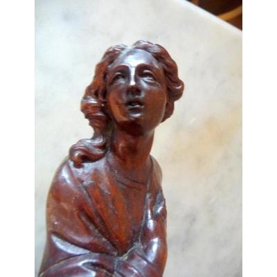 Statuette Of Saint John At Calvary