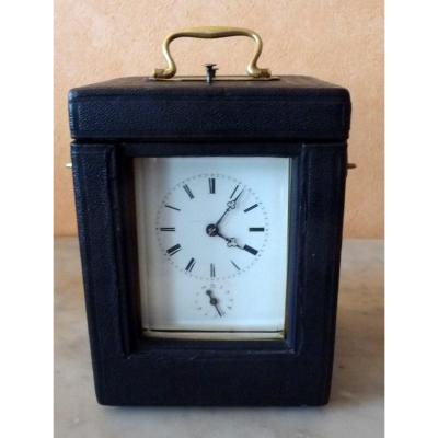 Travel Clock And Its Box