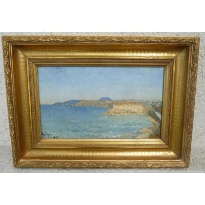 Mediterranean Landscape A. Sarda