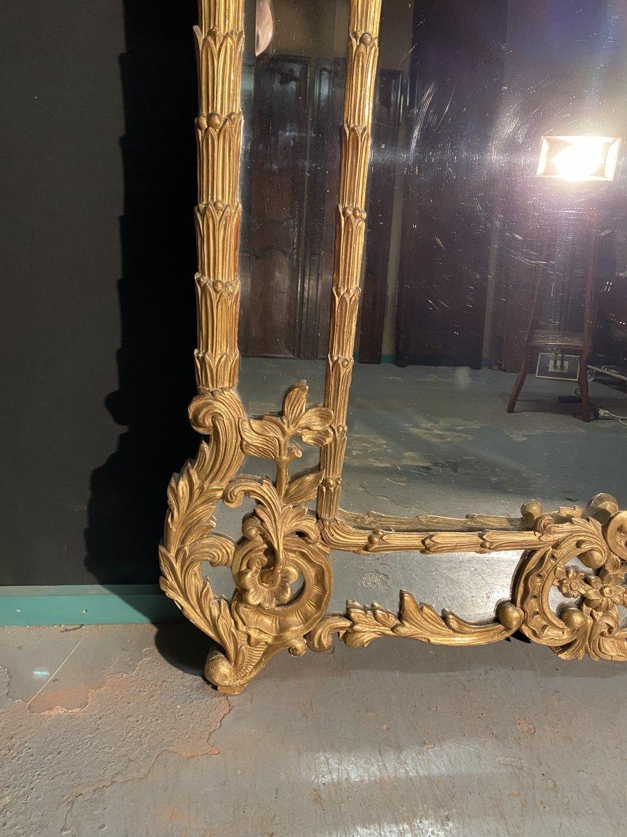 """Grand Miroir ( 2.30 m) Modèle """"Aux Chimères""""-photo-3"""