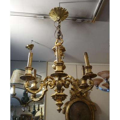 Lustre Louis XIV