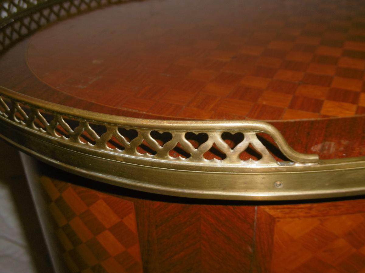Table De Salon Ovale-photo-1