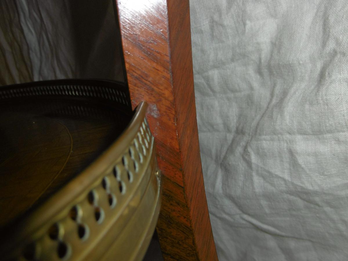 Table De Salon Ovale-photo-7