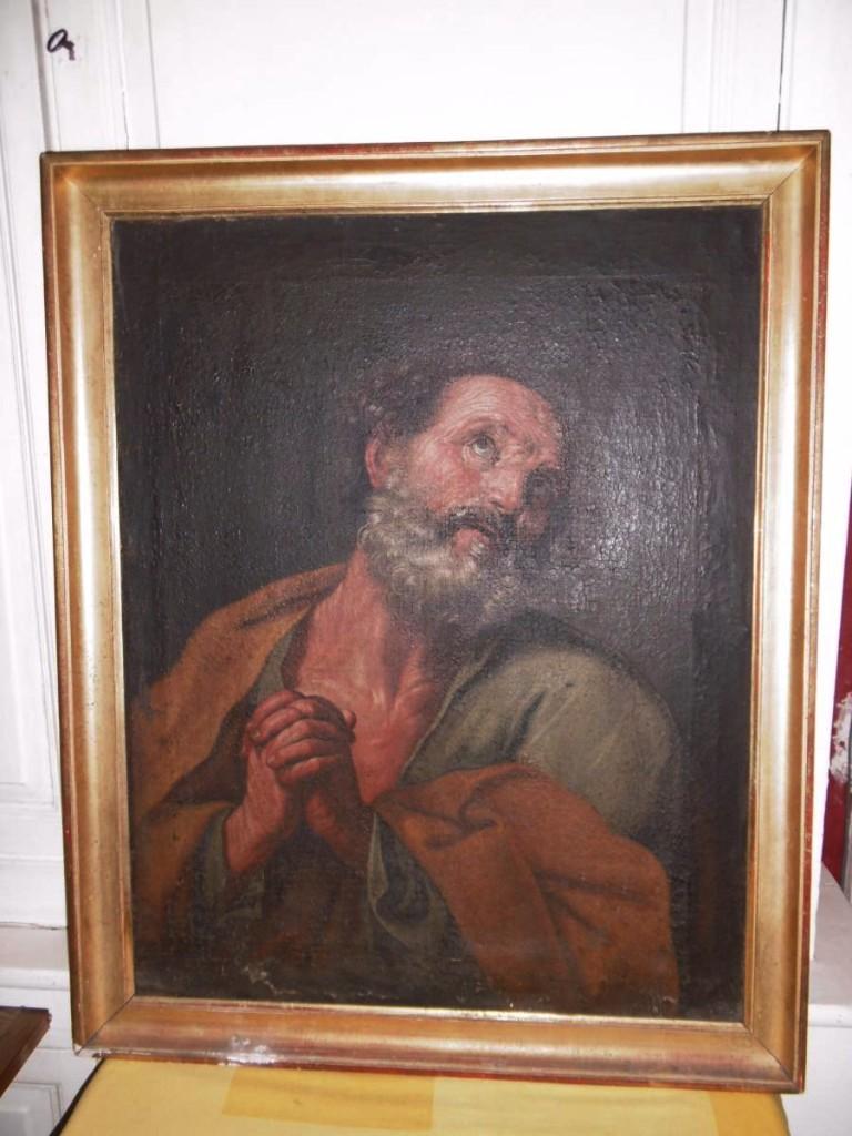 """""""Saint Pierre En Prière"""" XVIIème"""