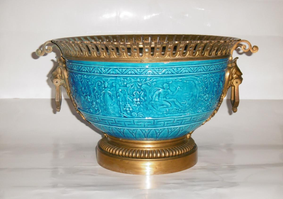 Coupe Montée Bronze