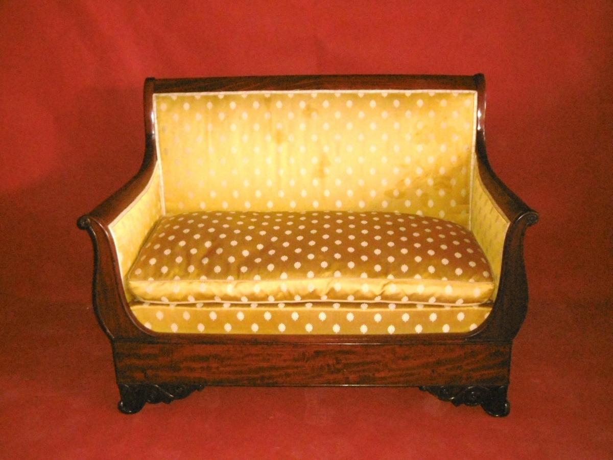 Restoration Period Sofa