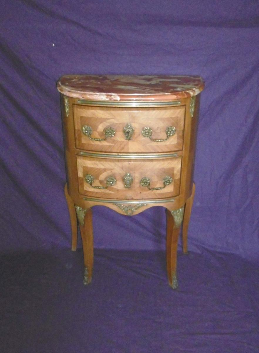 Commode Régence