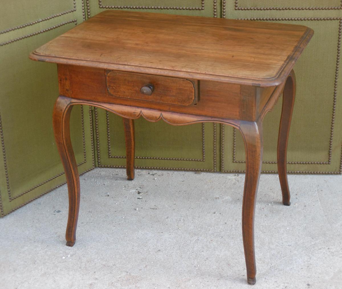 Table De Changeur époque Louis XV