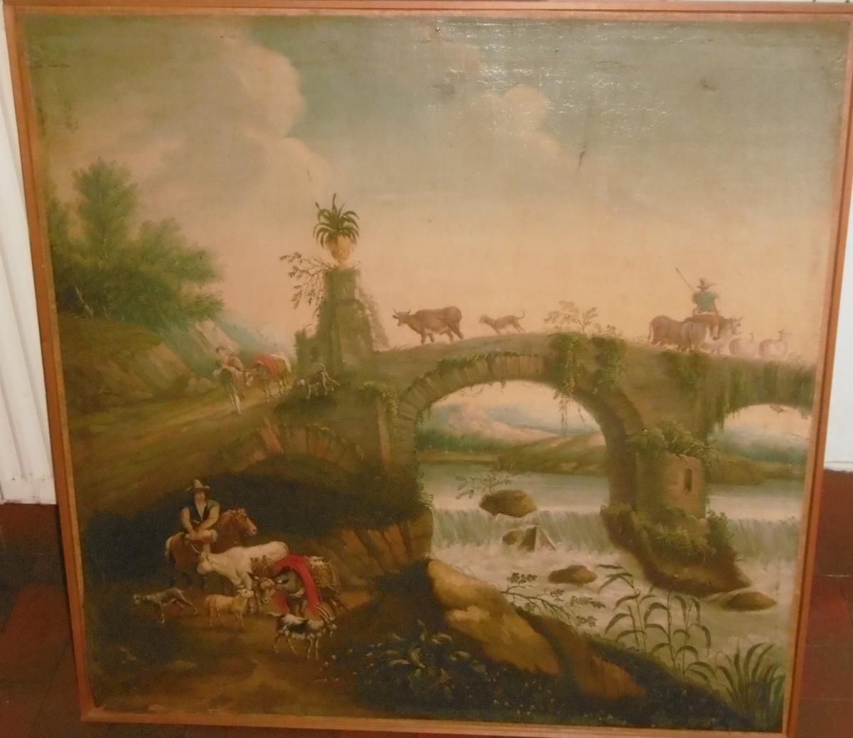18th Century Landscape Painting