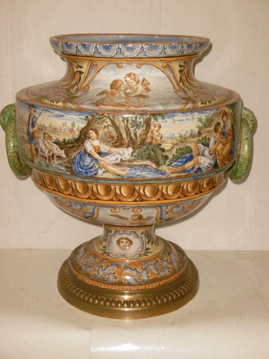 Grand Vase à Anses-photo-3