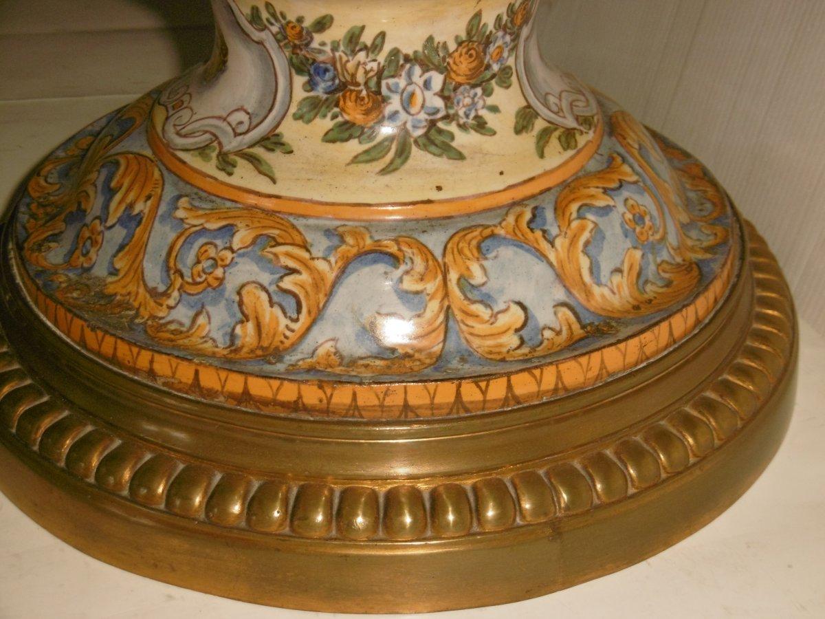 Grand Vase à Anses-photo-5