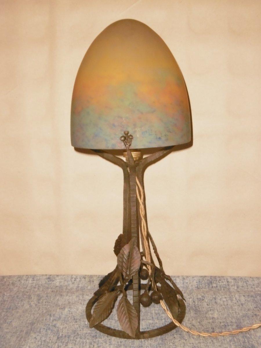 """Muller"" lampe champignon"