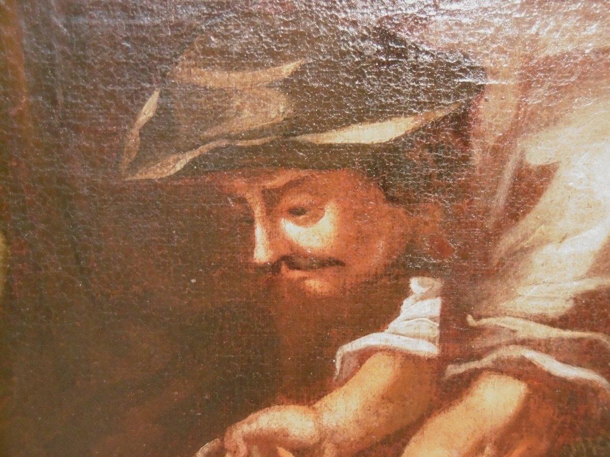Peinture 17ème-photo-4