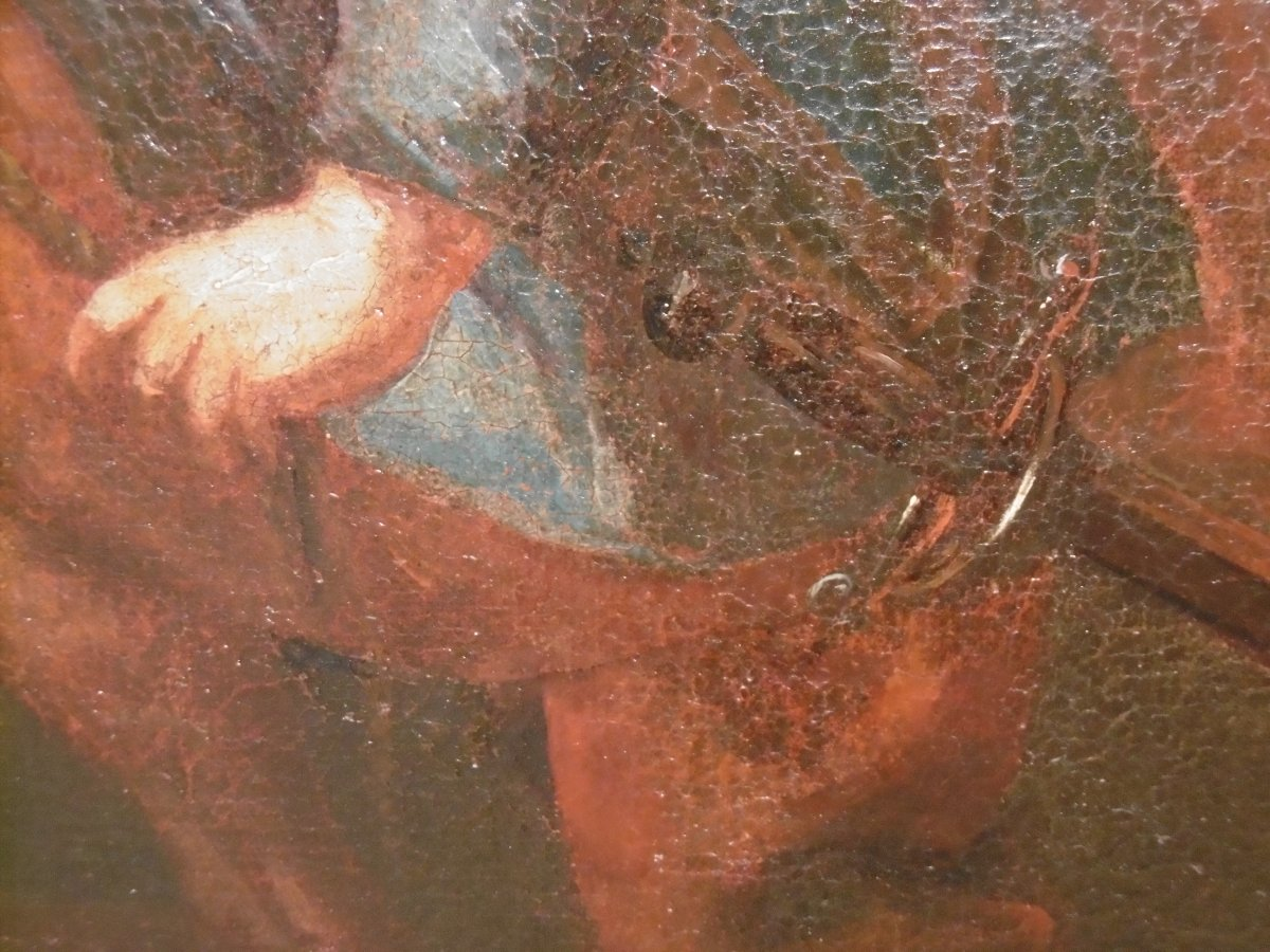 Peinture 17ème-photo-7