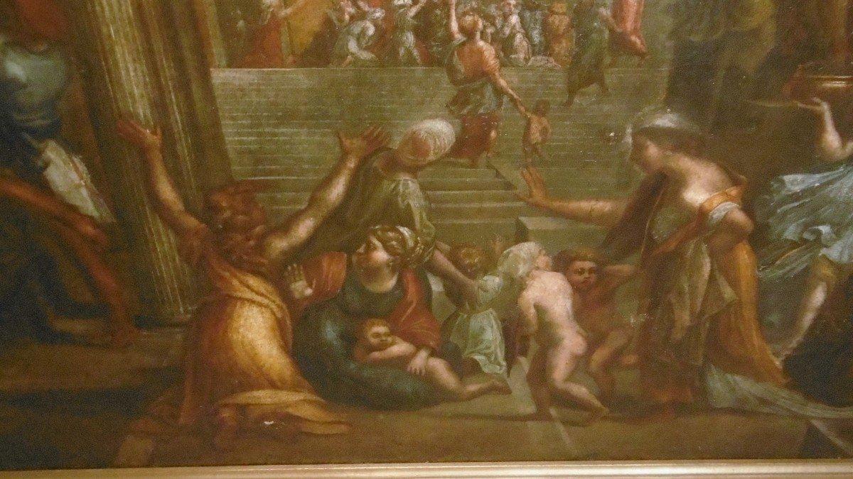 Importante peinture 17ème-photo-3